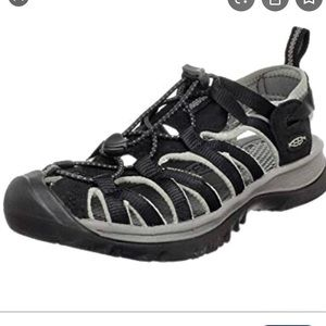 Keen water trail hike sandals size 7